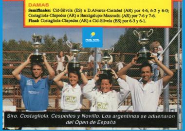 Javier Siro Internacional de Madrid
