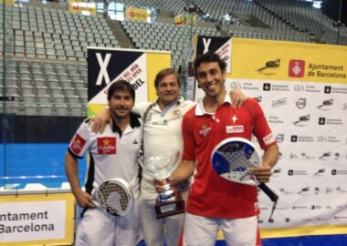 Fernando Poggi Y cristian Gutierrez Campeones del Mundo 2012