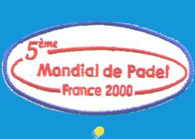5to Mundial Padel Francia 2000