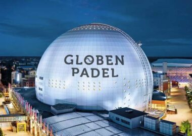 padel suecia globe