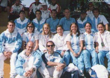 Campeones del Mundo México 2002 Argentina