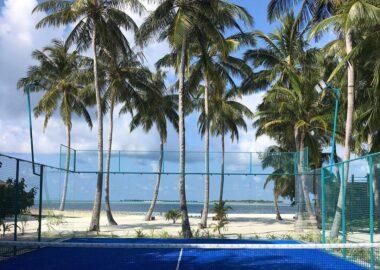 ISLAS MALDIVAS PADEL